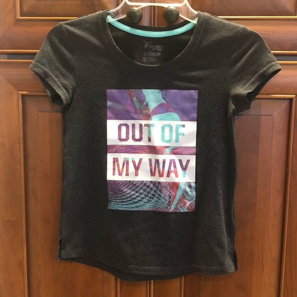 """Old Navy Other - Old Navy """"Out of My Way"""" T-shirt"""